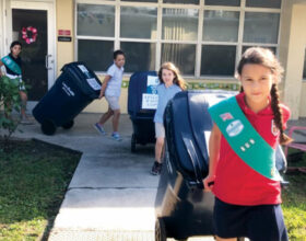 Palmetto Elementary is Changing the World, One Bottle at a Time